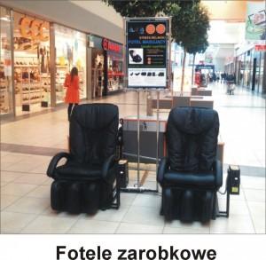 5 fotele zarobkowe